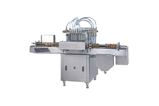 Automatic Head Vial Bottle Filling Line