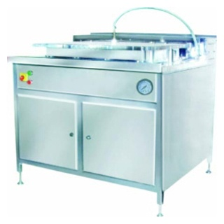 Buy International Quality Material at Affordable Price Manufacturer, Supplier and Exporter of Multi Jet Vial Washing Machine in Ahmedabad, Gujarat, India