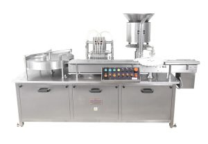 stoppering-machine-1 manufacturer , supplier and exporter in india.