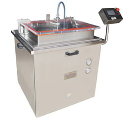 Semi-Automatic-PLC-Operated-Multijet-Ampoule-Vial-Washing-Machine manufacturer , supplier and exporter in india.