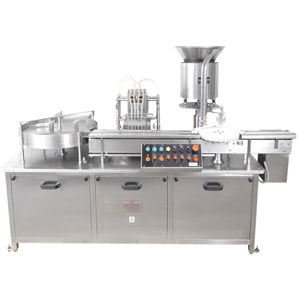 stoppering-machine manufacturer,supplier and exporter in india
